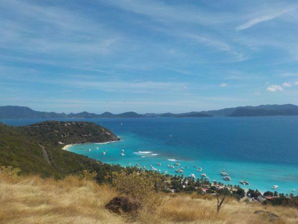 17 Februar BVI Van Dyke White Harbour Bucht