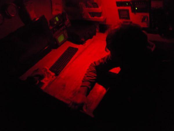 Die Nachttour Nachtarbeitslicht